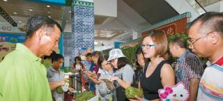杜阮涼瓜美食文化旅游節采風報道